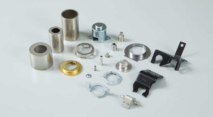 様々な種類の素材に生産対応してきた実績