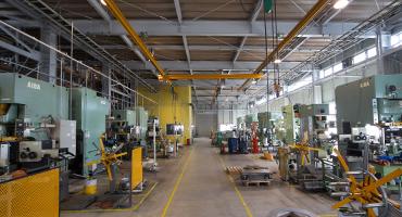 安定生産を実現する充実した設備