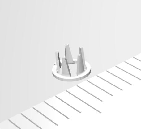 絞り加工による微細な極歯成形
