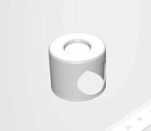アルミニウム板の絞り加工